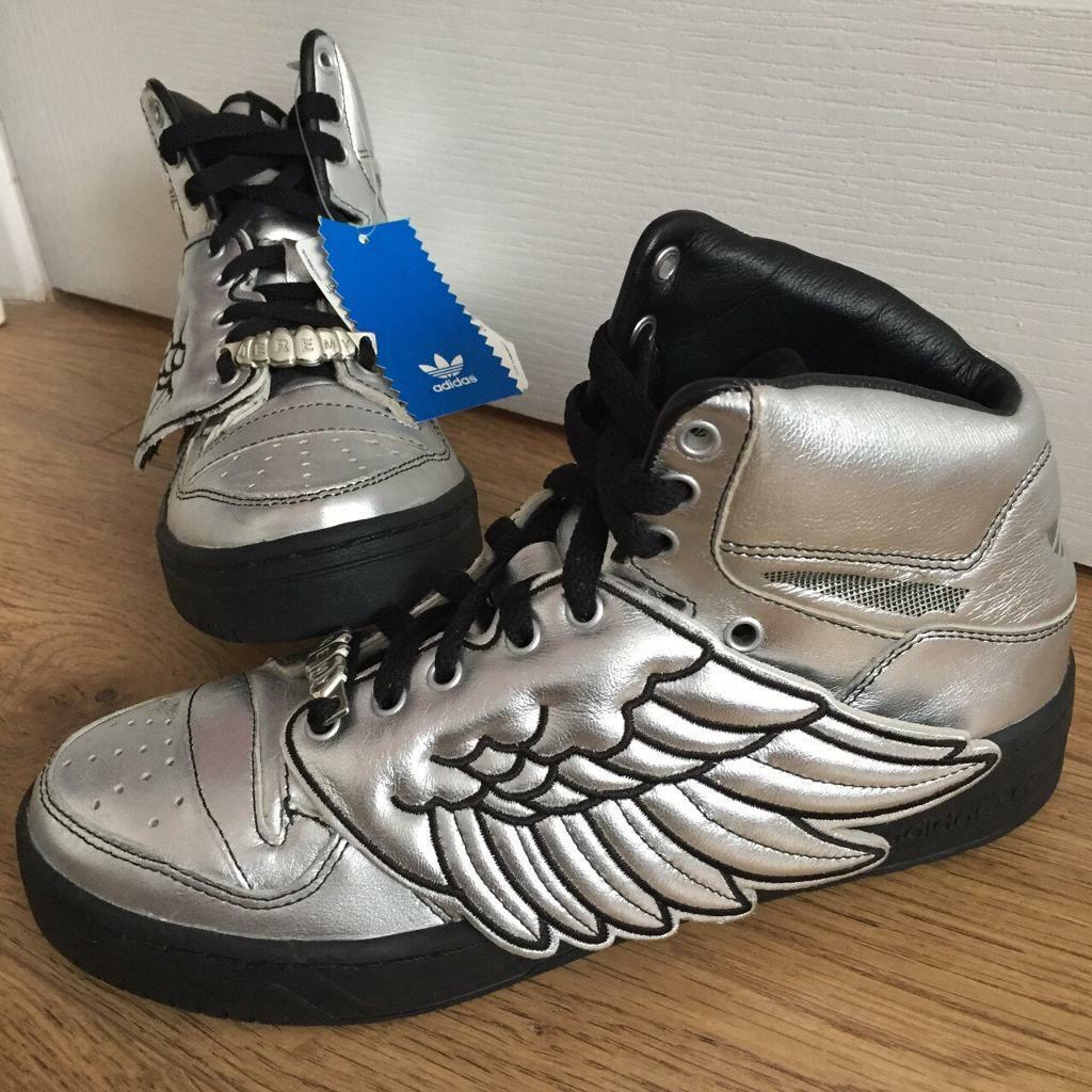 baeb6450c9f Adidas originals Jeremy Scott wings unisex trainers size 5 shoes new with  tags rare