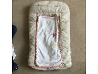Whinnie the pooh padded changing mat