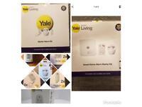 New Yale Home Wireless Alarm System Plus Extra