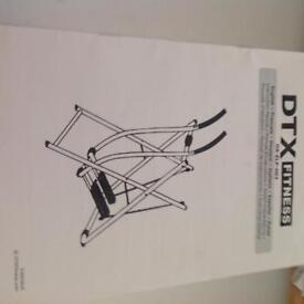 DTX Air Walker Exercise Machine