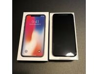 Apple iPhone X - 64GB - Space Grey - Good Condition (Unlocked)