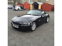 BMW Z4 2.0i ROADSTER CONVERTIBLE