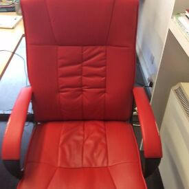 Computer Chair ( Red)