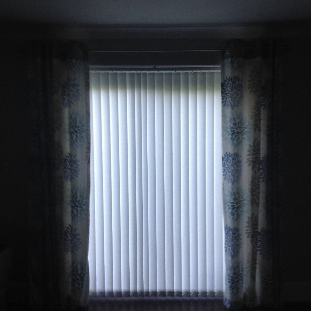 Curtains from next