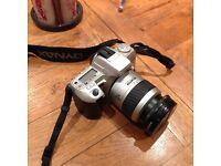 Minolta DYNAX 404si MAXXUM ST si Camera.