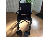 Remploy Folding Wheelchair