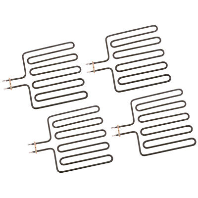 4pcs Spa Heating Element for Sauna Heater Spas Hot Tub Heater Elements 2670W