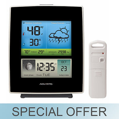 AcuRite Color Digital Weather Station - NEW