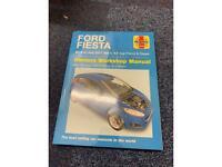 Ford Fiesta 2013-2017 Haynes Manual