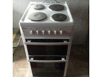 Beko D533 fan assisted cooker in exceptional condition