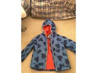 Mini Boden coat 3-4