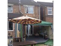 Garden parasol good quality