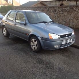 Ford Fiesta Freestyle. 32,000 miles