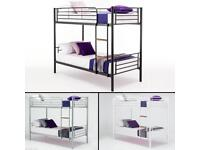 METAL BUNKBED FRAME ONLY/METAL TRIO AVAIABLE RjM