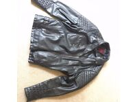Ladies Leather Jacket by NEXT - size 14