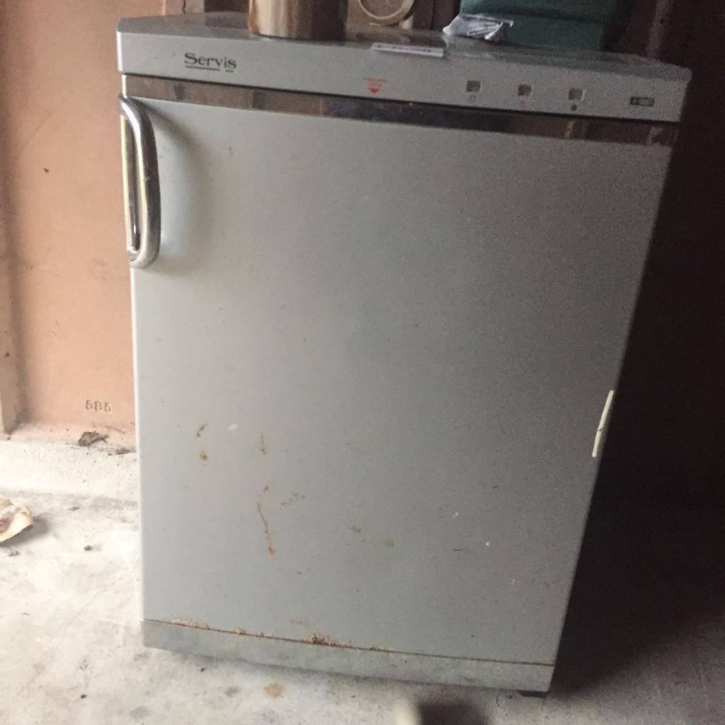 Servis chest freezer
