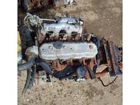 Isuzu NKR 2.8 diesel engine and gearbox. Choice of 2.