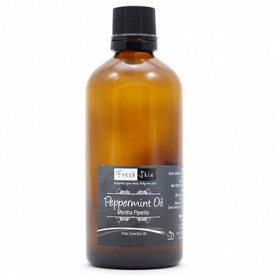 50ml Peppermint Pure Essential Oil