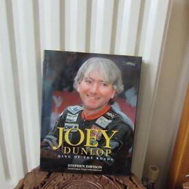Joey Dunlop book