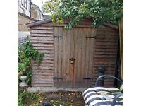 10×8 Garden Shed £300