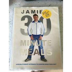Jamie Oliver 30 minute meals book