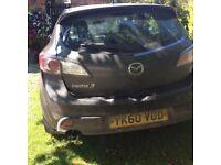 Mazda 3 spares or repairs