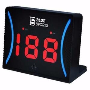 Hockey / Baseball Speed Radar Gun available with tripod softball FREE SHIPPING Pitching Trainer