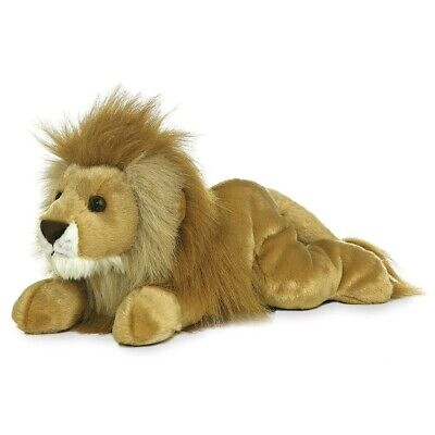 "Aurora 12"" Leonardus Lion Flopsie Plush Stuffed Animal Toy #31479"