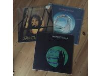3 Classic John Martyn original LP's. Sold separately or together.