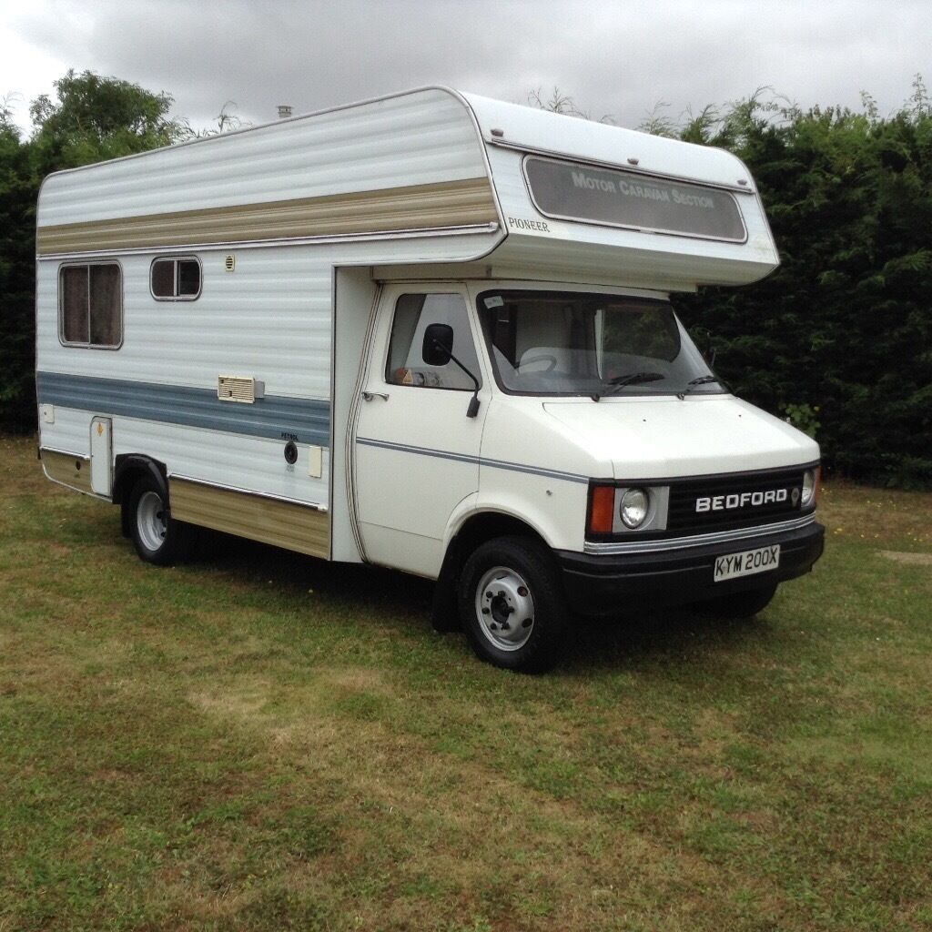 Bedford Cf Campervan In Evesham Worcestershire Gumtree
