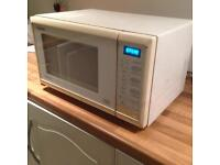 Panasonic microwave with digital display