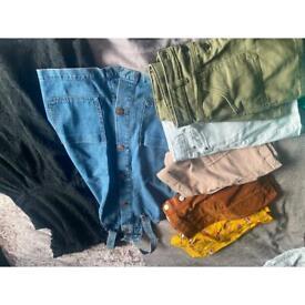 30 items 8-9 yr girls clothes