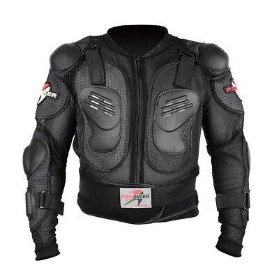 Motorräder Rüstung Schutz Motocross Kleidung Schutz schwarz l