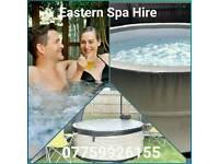 Hot tub hire - birthdays/celebrations