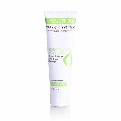 Daily Essentials Skin Care System (Vu Skin System - Essential Daily Moisturizer )