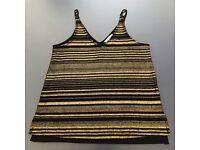 Brand New four women's H&M cami vest tops