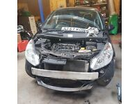 Vauxhall Corsa D Diesel breaking 6 speed gearbox