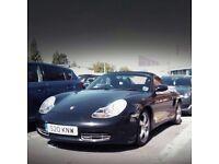 Porsche Boxster 986 2.7 51REG Non runner