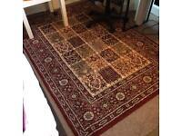 IKEA Persian-Style Rug.