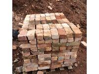 500 antique brick for sale