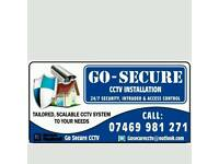 CCTV INSTALL WITH GO-SECURE