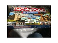 Monopoly Guildford edition