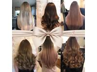 Stunning Hair Extensions - same day appointments 🎄 Christmas offers 🎄..NO HEAT,