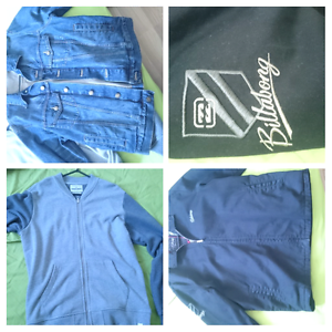 jakets for sale new Spencer size M $50  Billabong Jaket size Larg Rivervale Belmont Area Preview