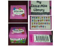 MY LITTLE MISS LIBRARY BOOK SET