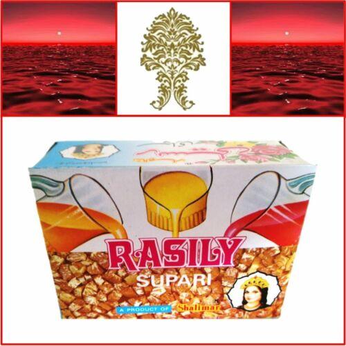 Shalimar Rasily Supari Sweet Betel Nut 24 Pouches Free Shipping USA SELLER