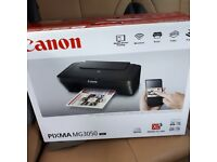 Cannon pixma 3050 brand new. Still in box