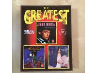 The Greatest software Compilation for Atari ST (Snooker, Shuttle Simulation, Lure of the Temptress)