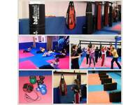 🥋Martial arts style fitness class 🥊