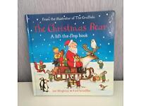 The Christmas bear by Axel Scheffler Ian Whybrow
